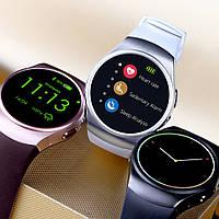 Умные часы Smart Watch KW18 Gold, фото 4