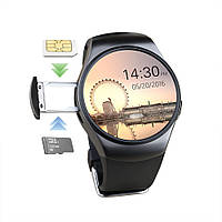 Умные часы Smart Watch KW18 Grey, аналог Samsung Gear S2.