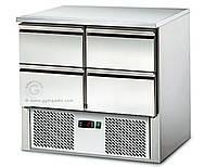 Холодильный стол Саладетта GGM SAS97E4