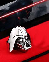 Кольцо мужское серебряное Дарт Вейдер Darth Vader Star Wars