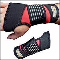 Power System-6010 NEO Wrist Support (защита для запястья)