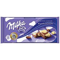 Milka Happy Cows молочный шоколад, 100 г