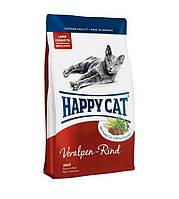 Happy Cat (хеппи кет) FIT&WELL ADULT (Альпийская говядина) 10 кг