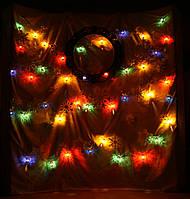 Праздничная фотозона, кружевная рамка и ретро фонарики