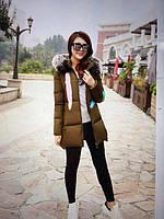Женская куртка на синтепоне оптом