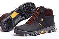 Ecco Biom model 359 - 2  -  кожаные зимние ботинки