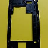 Lenovo a390t задняя часть корпуса чёрная б/у, фото 2