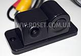 Камера заднего вида (парктроник) - HD Rearview Camera with Parking Sensor 01R, фото 3
