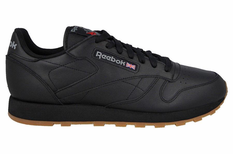 Кроссовки Reebok Classic Black Leather 49800 - SNEAKERshop в Сумах f5a6b03410c