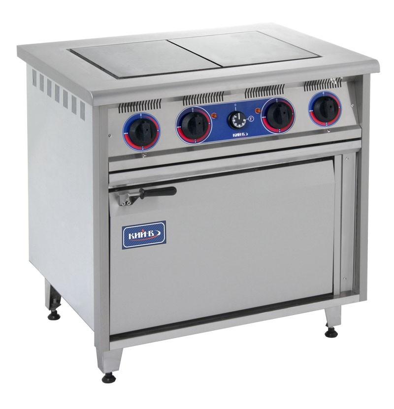 Плита электрическая с духовкой ПЭД-2