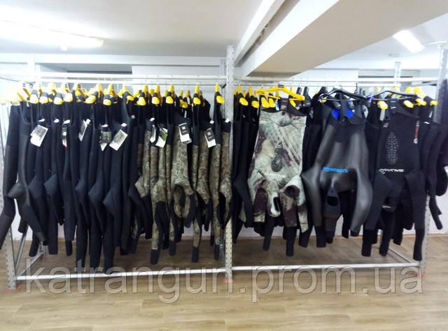 Открытие магазина подводного снаряжения KatranGun в Днепре!