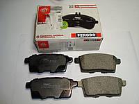 Колодки тормозные задние дисковые  CX-7;CX-9 FERODO