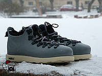 Зимние ботинки Native Shoes Fitzsimmons серые термопрокладка