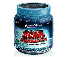 BCAAs Glutamine 550 g cola-lime