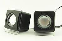 Акустическая система USB 2.0 G104 (E02B/YX-20), музыкальные колонки