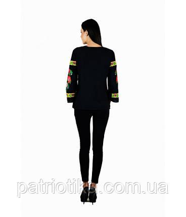 Рубашка вышитая женская М-228 | Сорочка вишита жіноча М-228, фото 2