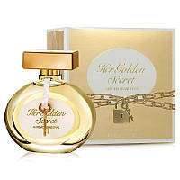 Antonio Banderas Her Golden Secret edt 80 ml. женский ( ТЕСТЕР )