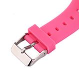 Дитячі розумні годинник Q50 з GPS трекером і функцією телефону (Pink), фото 6