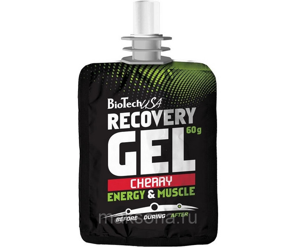 Recovery GEL 60 g cherry