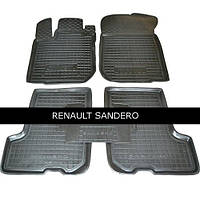 Коврики в салон Avto Gumm 11409 для Renault Sandero 2013-
