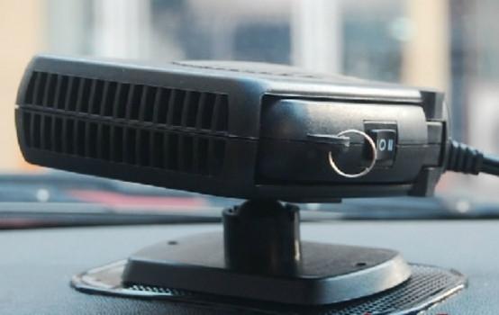Автомобильный обогреватель 12V Auto Heater Fan (автовентилятор)