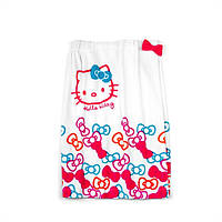 Детское полотенце Hello Kitty