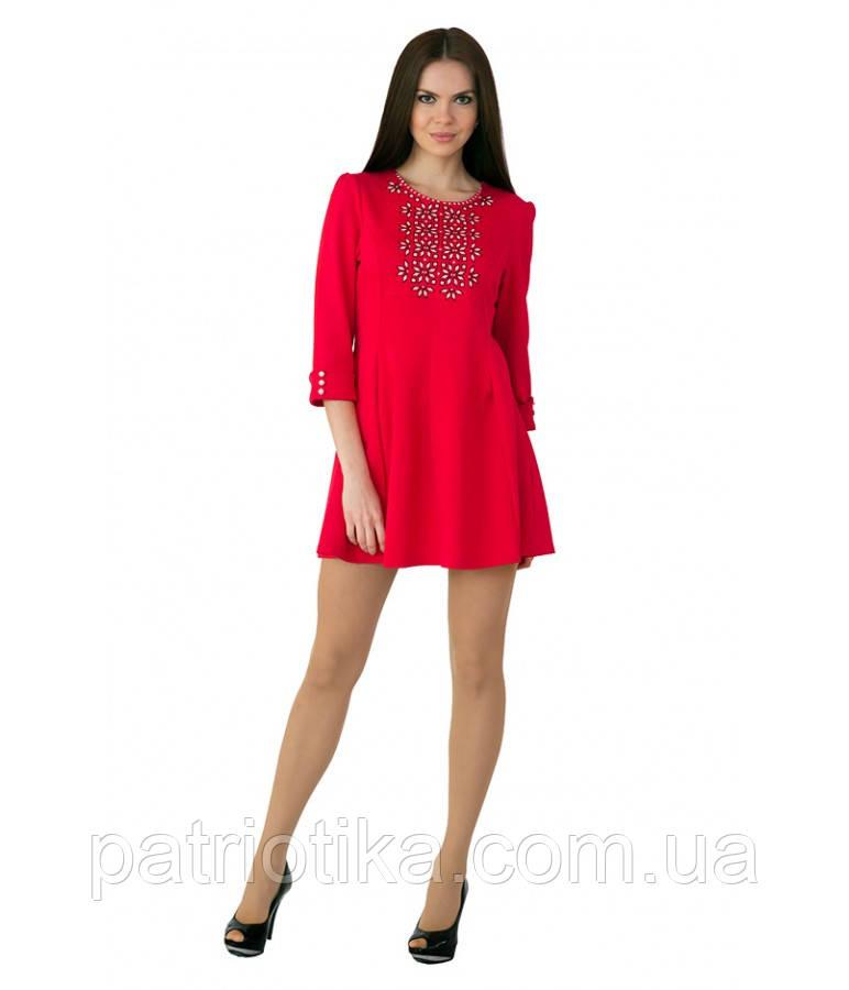 Вышитое платье М-1040 | Вишите плаття М-1040