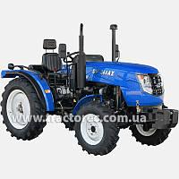 Трактор DW244AX, 24 л.с, 3 цил, ГУР, увеличенные колеса, комфорт. Новинка 2016 года. Бесплатная доставка!