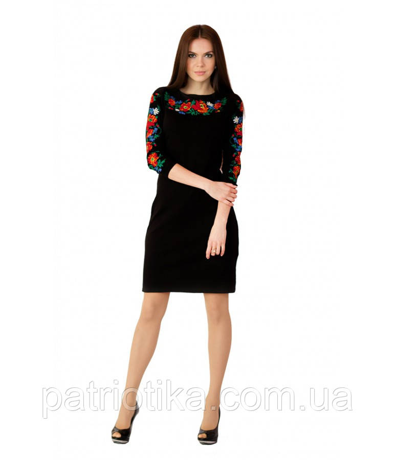 Вышитое платье М-1031 | Вишите плаття М-1031
