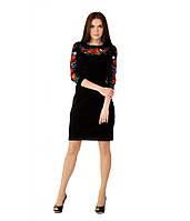 Вышитое платье М-1031 | Вишите плаття М-1031, фото 1