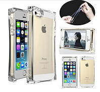Силиконовый чехол для Apple iPhone 6+, Ice Cube