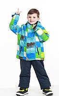 Зимний термокомбинезон на мальчика, лыжный р.134-158 ТМ Pidilidi-Bugga (Чехия)