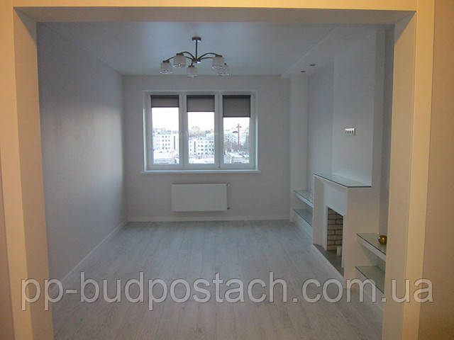 Комплексний ремонт квартир під ключ