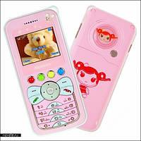 Женские модные детские стильные эксклюзивные машинки красивые раскладные телефоны