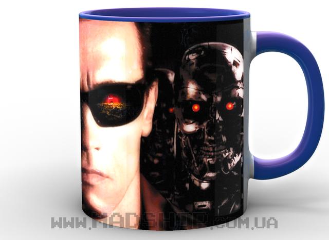 Кружки Терминатор Terminator