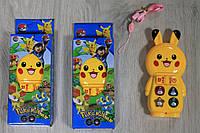 Покемон музыкальный телефон муз, свет в коробке  17*8*4 см