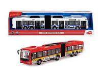 Aвтобус с функциональным элементами City Express 46 cm, DICKIE, Германия