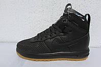Кроссовки мужские N 805899-003 черные код 0514А