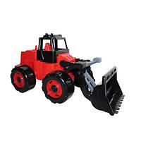Детская игрушка POLESIE Умелец, трактор-погрузчик (36940)