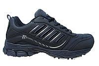 Мужские  кроссовки Bona, нубук Р. 45