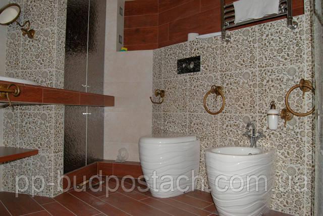 Ремонт ванної кімнати і туалету під ключ