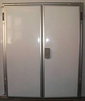 Морозильные двери