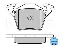Колодки тормозные зад. MB Vito(638) 98- CDI Bosch