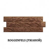 Фасадная панель DOCKE FELS Скала Ржаной (0,45 м2)