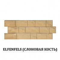 Фасадная панель DOCKE FELS Скала Слоновая кость (0,45 м2)