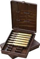 Коробка MTM Ammo Wallet на 9 патронов калибр 308 Win; 30-06 коричневый