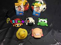 Набор игрушек в ванночку 5 шт