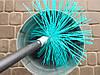 Инструмент для чистки дымоходов: трос, ручки, щетки