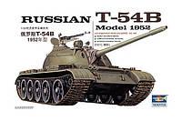 Советский танк Т-54Б, модель 1952 года  1/35