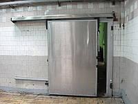 Раздвижные двери для холодильных камер